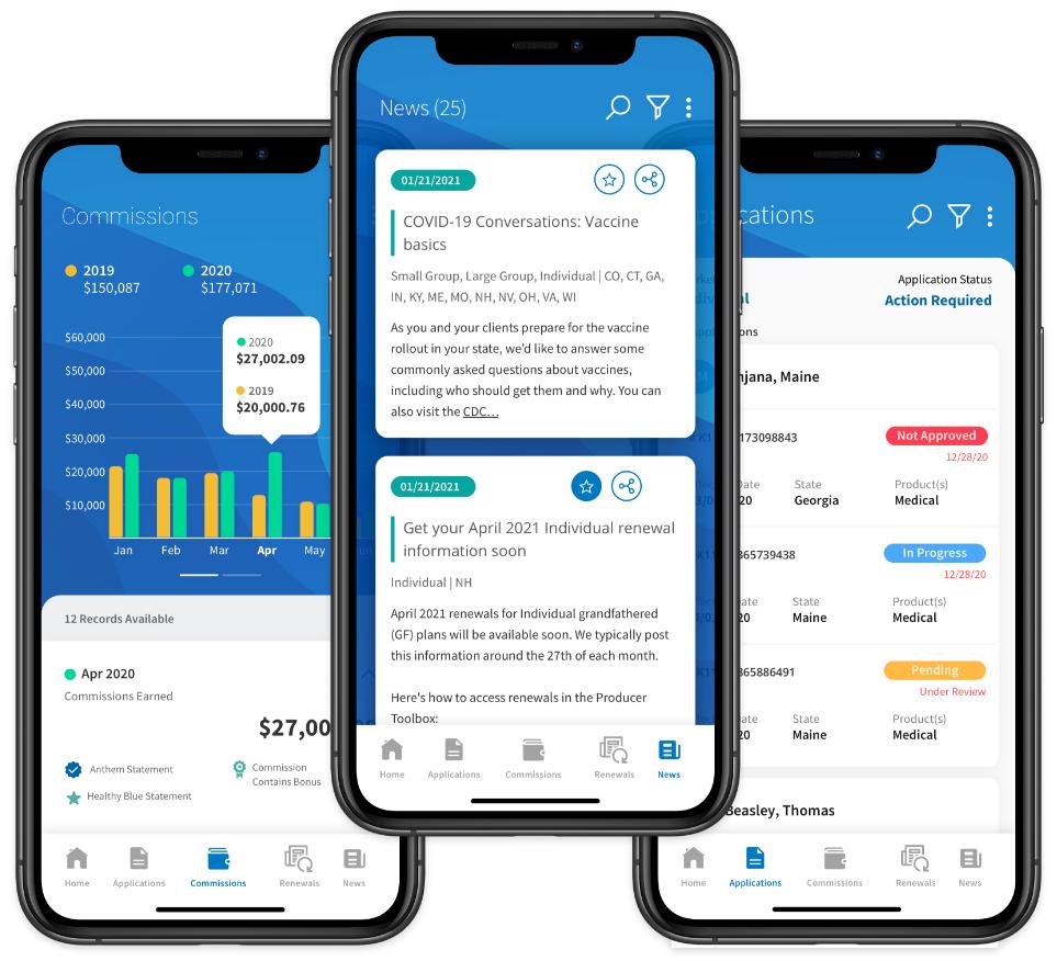 Broker Plus App