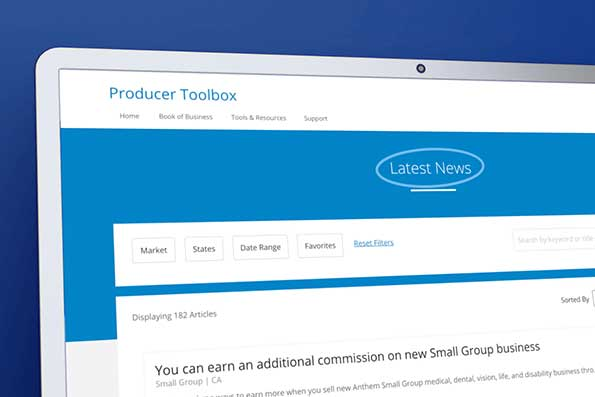 Meet your producer toolbox